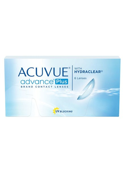 Acuvue Advance Plus with Hydraclear 6-Pack - Johnson & Johnson