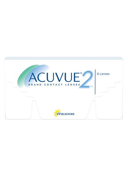 Acuvue 2 6-Pack - Johnson & Jonhson