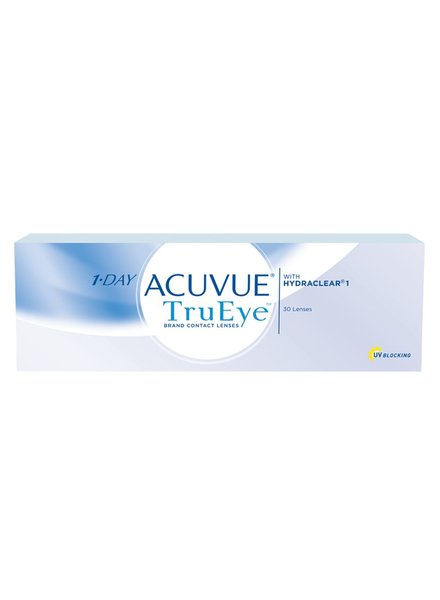1-Day Acuvue TruEye 30-Pack - Johnson & Jonhson