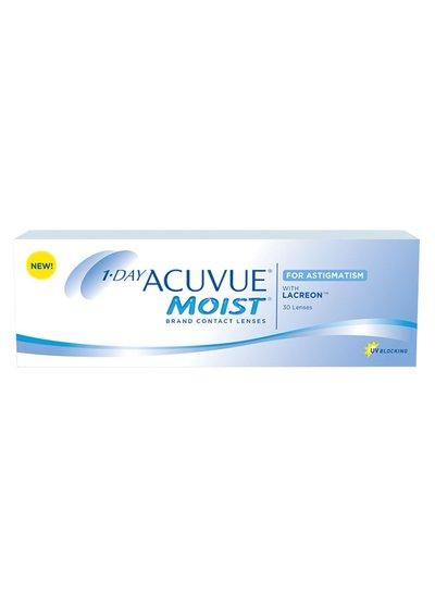 1-Day Acuvue Moist for Astigmatism 30-Pack van J&J bestelt u makkelijk en snel bij Fuva.nl