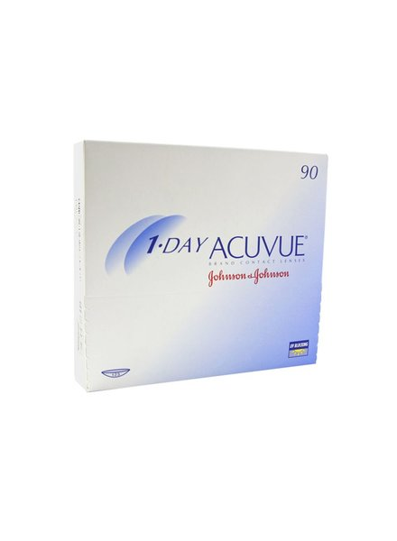 1-Day Acuvue 90-Pack - Johnson & Johnson