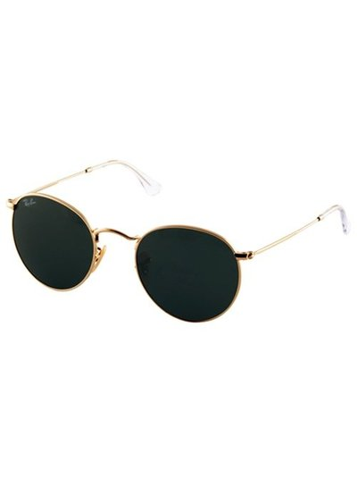 f89cac161bfd8e Ray-Ban Round Metal RB3447 001