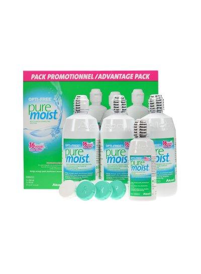 De Opti-Free Puremoist MPDS Voordeelverpakking bestelt u makkelijk en snel bij Fuva.nl