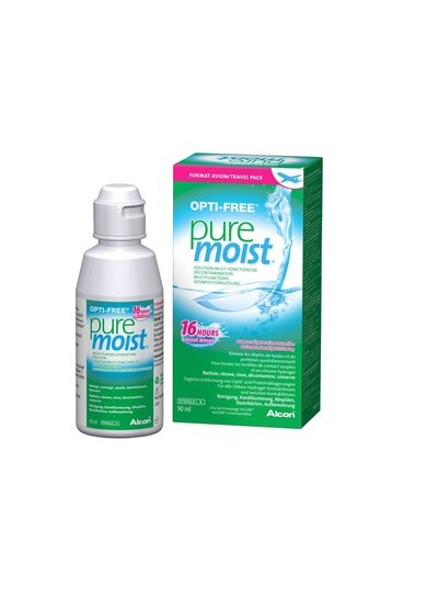 De Opti-Free PureMoist MPDS Reisverpakking bestelt u makkelijk en snel bij Fuva.nl