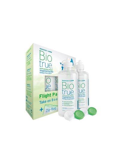 De Biotrue multi-purpose solution FlightPack bestelt u makkelijk en snel bij Fuva.nl