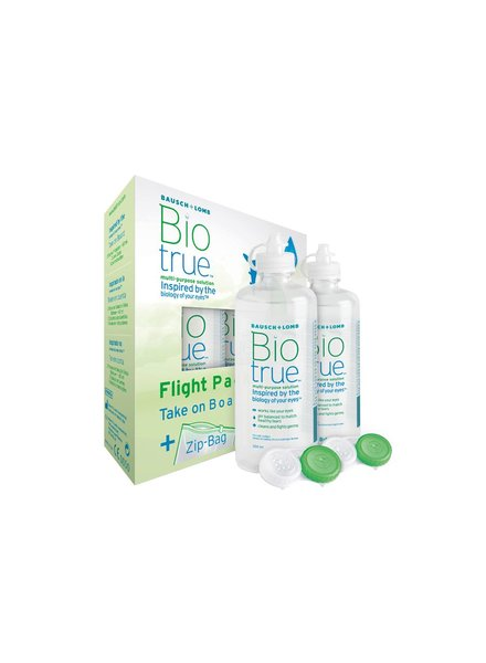 Biotrue multi-purpose solution FlightPack