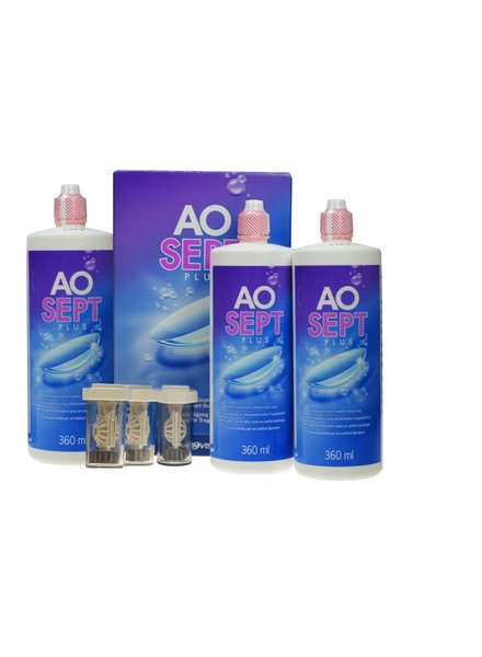 AOSEPT PLUS Multipack 3