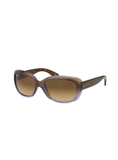 Ray-Ban Jackie Ohh RB4101 860/51  | Ray-Ban Zonnebrillen | Fuva.nl