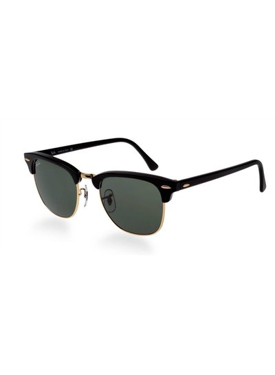 Ray-Ban Clubmaster - RB3016 W0365   Ray-Ban Zonnebrillen   Fuva.nl