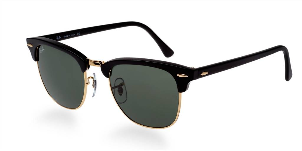 16594057b8fc4d Ray-Ban Clubmaster - RB3016 W0365