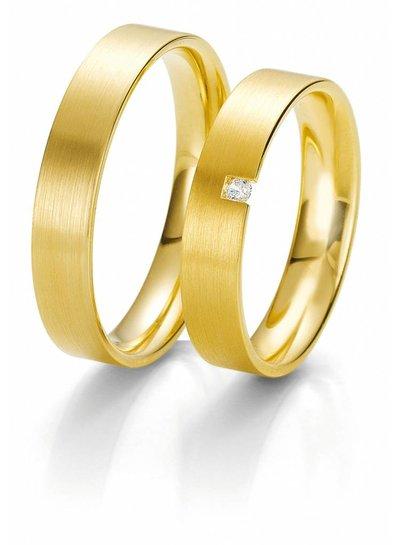 Rainbow Gouden Trouwringen | Trouw- Verlovingsring | Ringen | Sieraden online bestellen | Fuva.nl