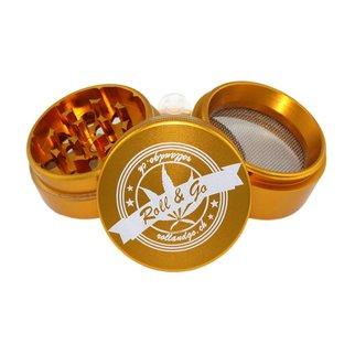 Roll & Go Grinder Gold