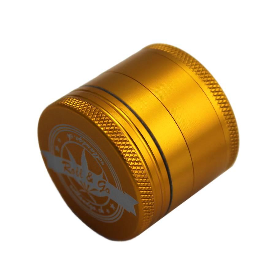 Roll & Go Golden CNC Alu Grinder