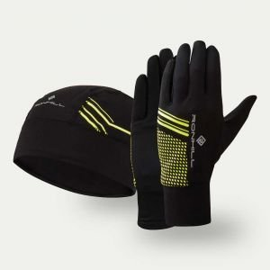 RONHILL RONHILL BEANIE AND GLOVE SET UNISEX