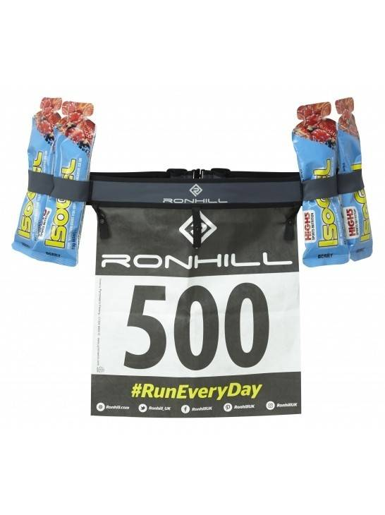 RONHILL RONHILL RACE NUMBER BELT UNISEX