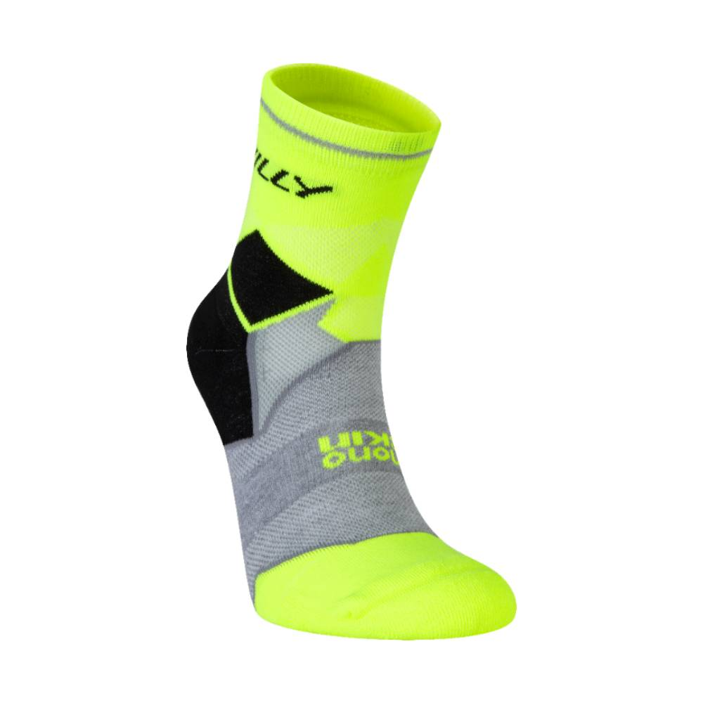 HILLY SOCKS PHOTON (HIGH VIS) ANKLET UNISEX