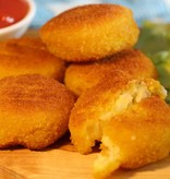 Veganes Gouda-Nugget