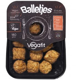 Vegafit                Vegan balletjes