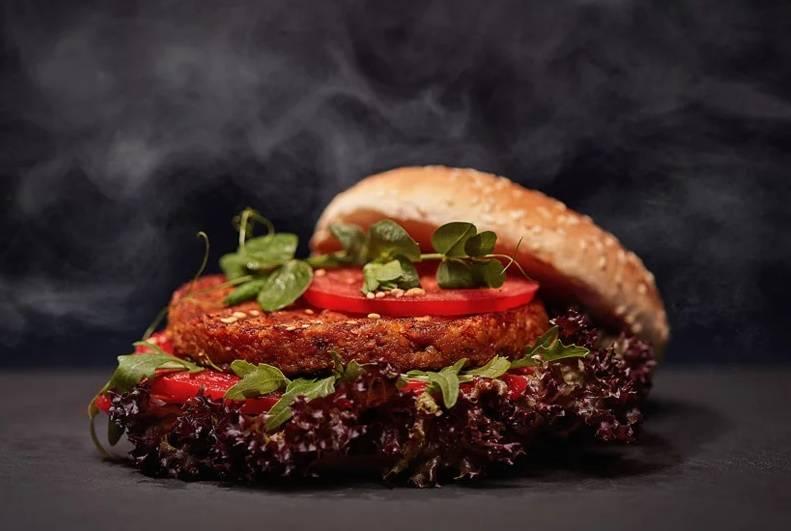 Botanic Bites Tomaten-Burger