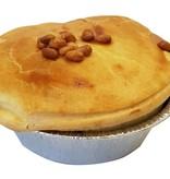 Pom-Pie Spinazie & feta pie gezonde taart