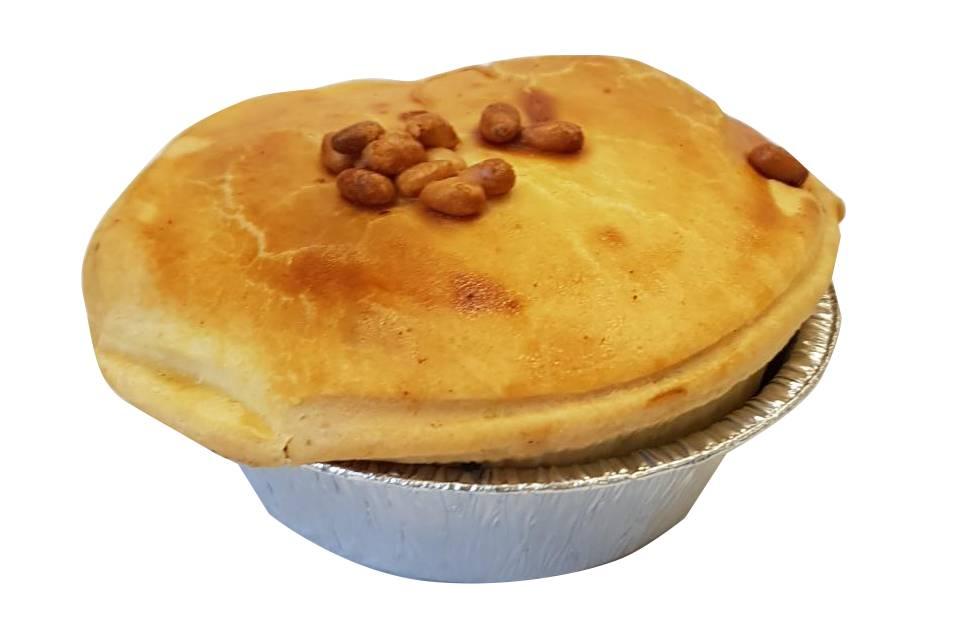 Pom-Pie Gesunder Kuchen des Spinats u