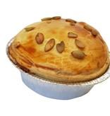Pom-Pie Vegetarian lentil curry pie savory pie