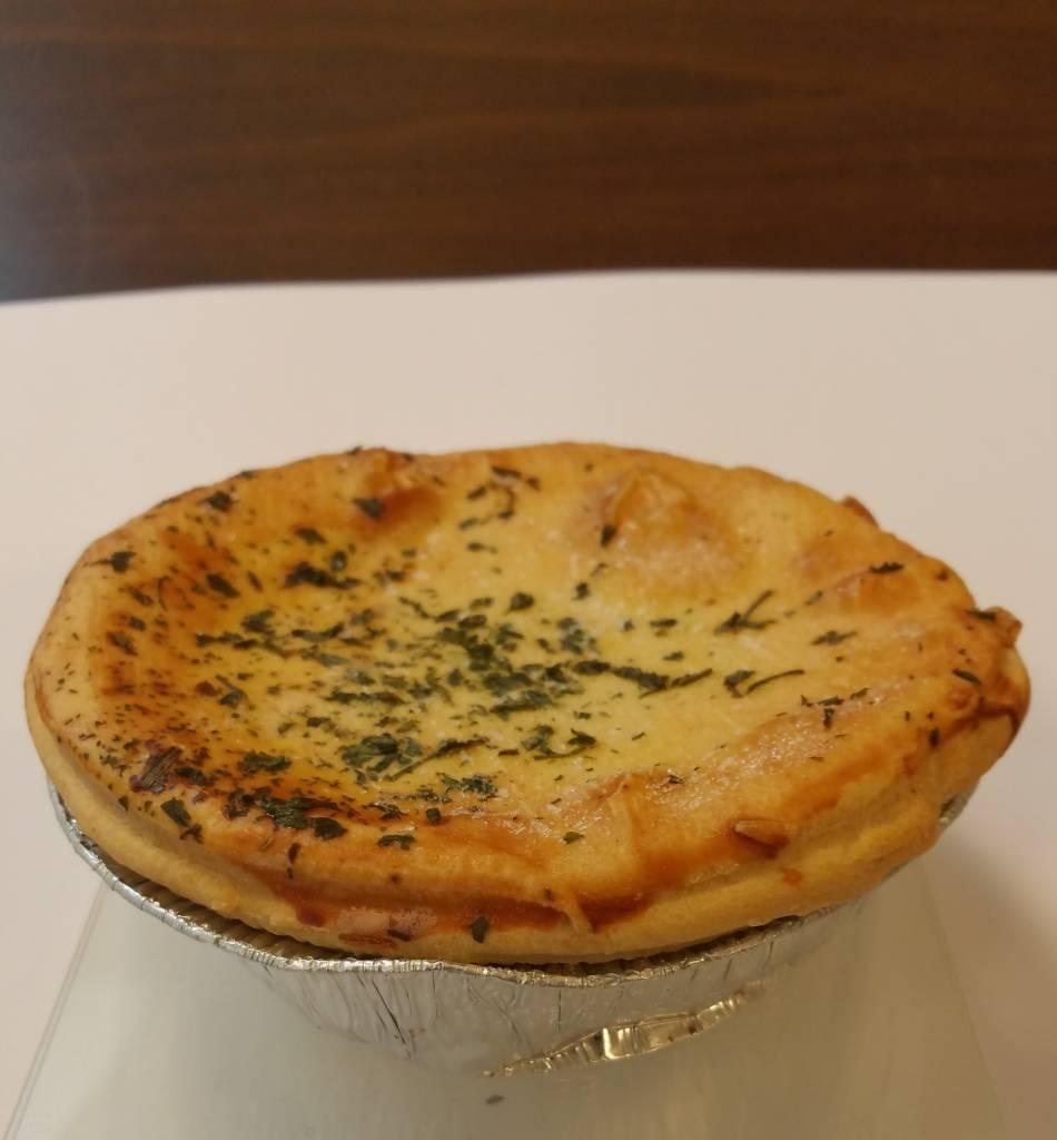 Pom-Pie Pilzkuchen-wohlschmeckender Kuchen