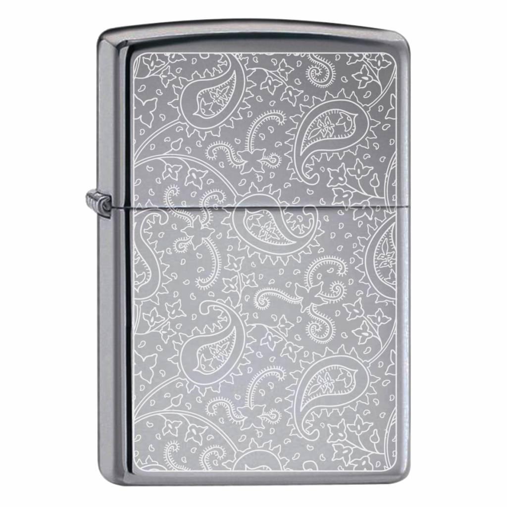 Zippo Aansteker Floral Design 08