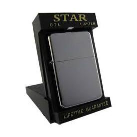 Star Lighter Star lighter black aansteker gepersonaliseerd met gravure