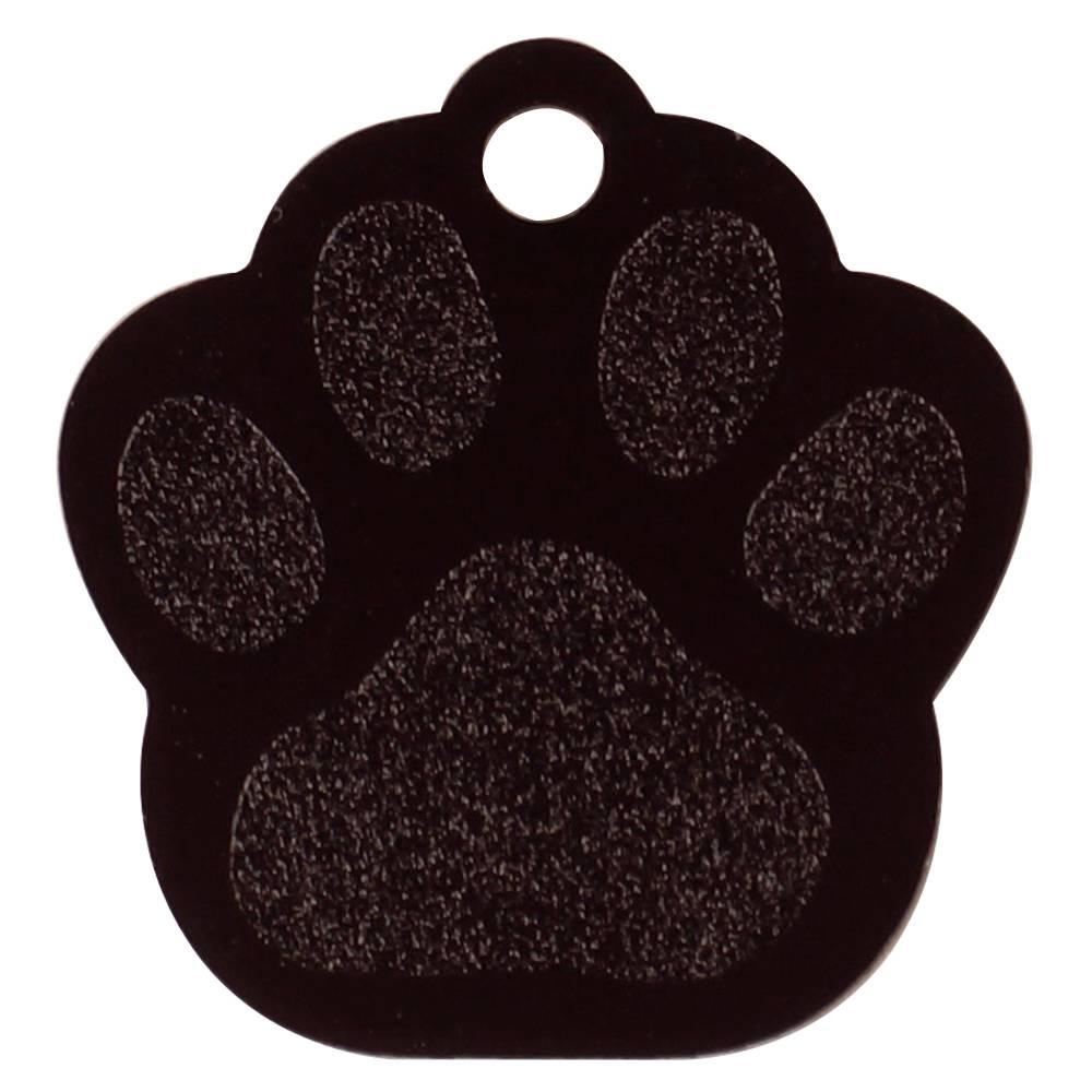 Hondenpenning pootje - Alu