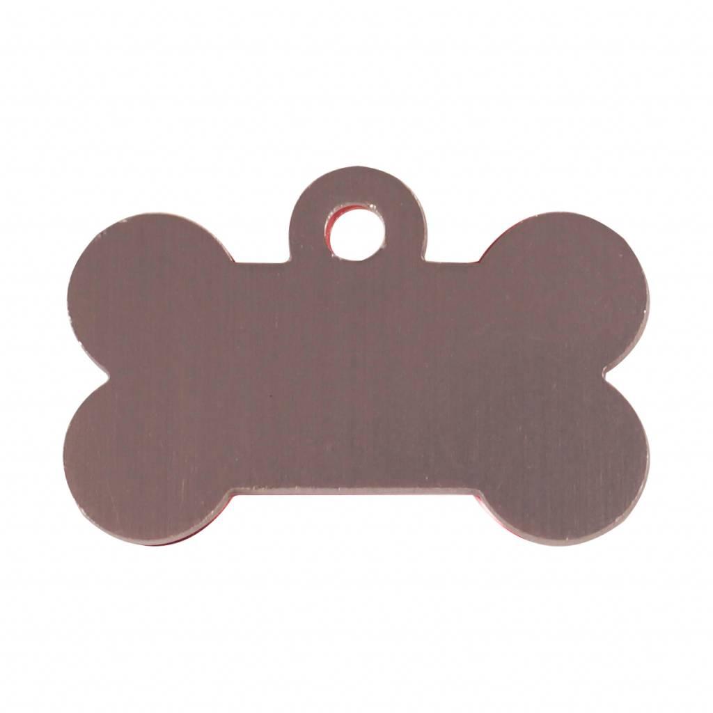 Hondenpenning botje - Alu
