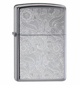 Zippo Aansteker Floral Design 15