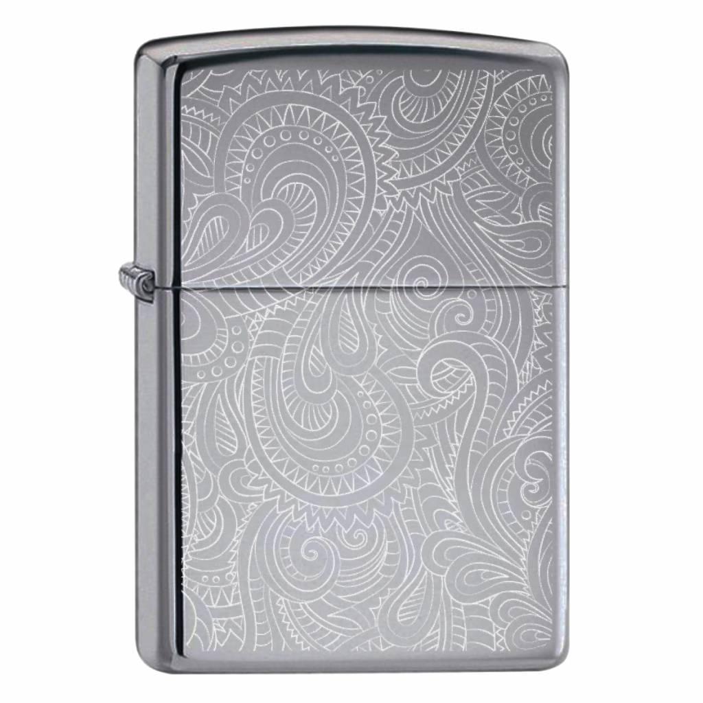 Zippo Aansteker Floral Design 17