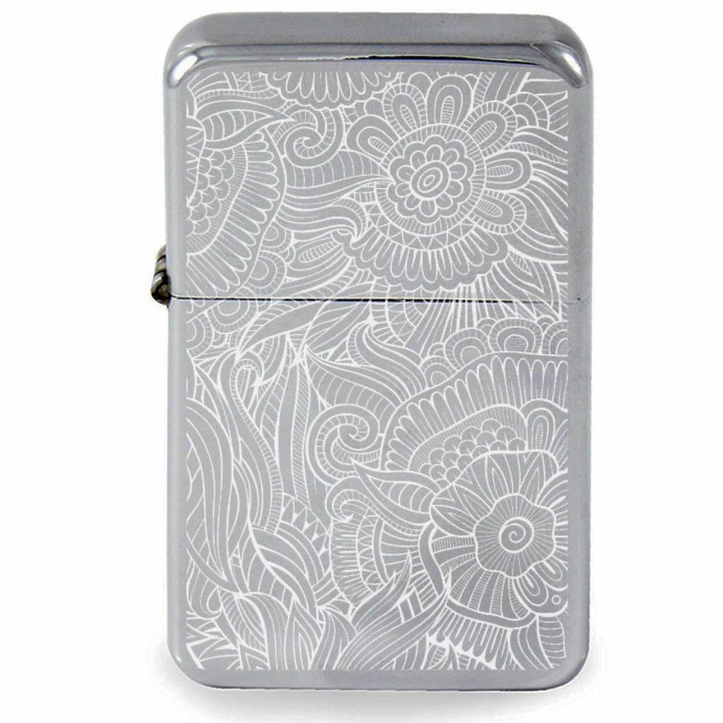 Zippo Aansteker Floral Design 19