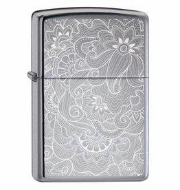 Zippo Aansteker Floral Design 23