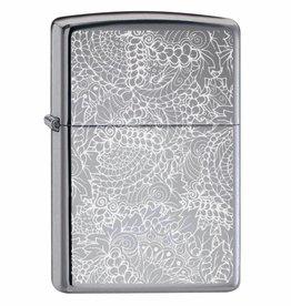 Zippo Aansteker Floral Design 24