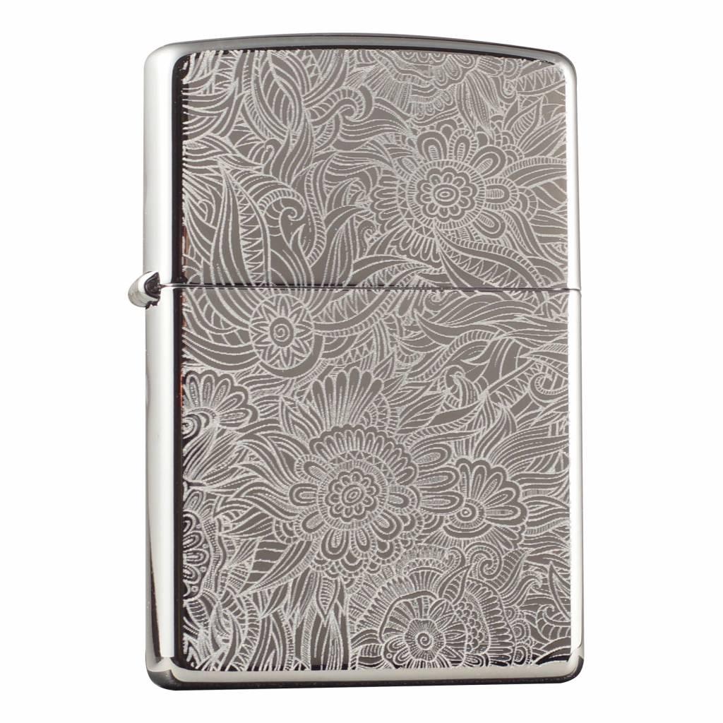 Zippo Aansteker Floral Design 18