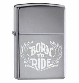 Zippo Aansteker Biker 01