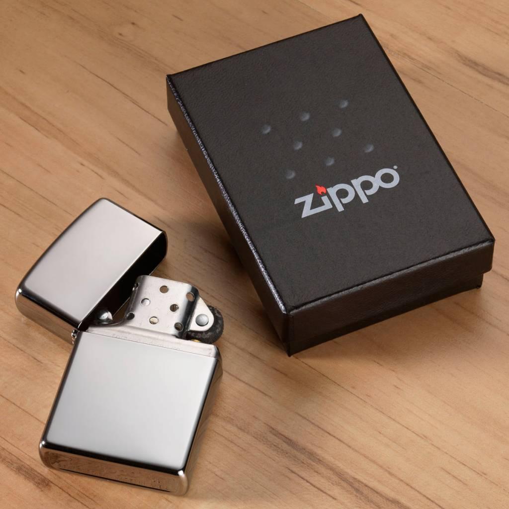 Zippo Aansteker Floral Design 06