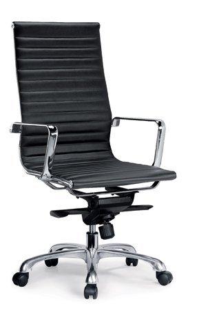 Luxe Leren Bureaustoel.Ea119 Comfort Leer Bureaustoel Eakus