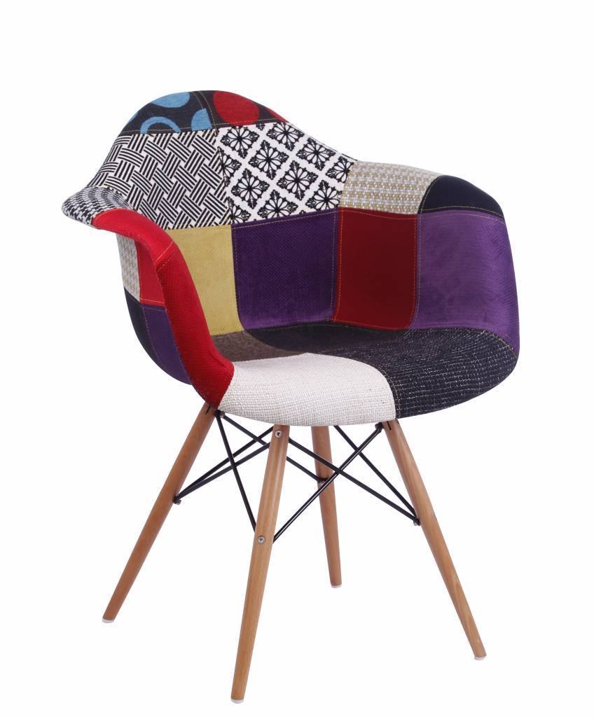 DAW Eames Patchwork Chair