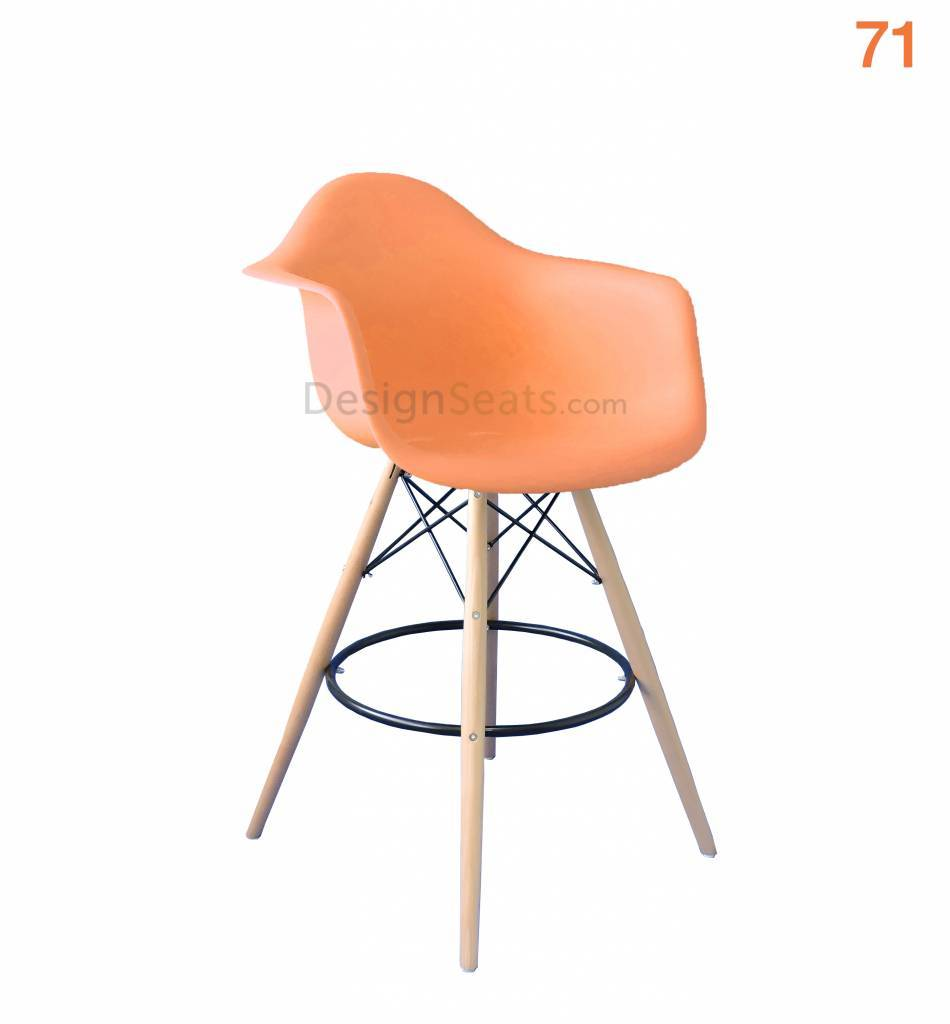 DAW BAR Eames design stoel