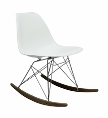 RSR Rocking Chair White