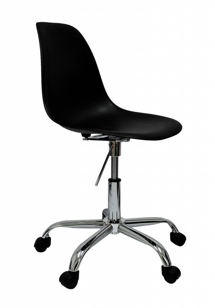PSCC Eames Design Chair Black