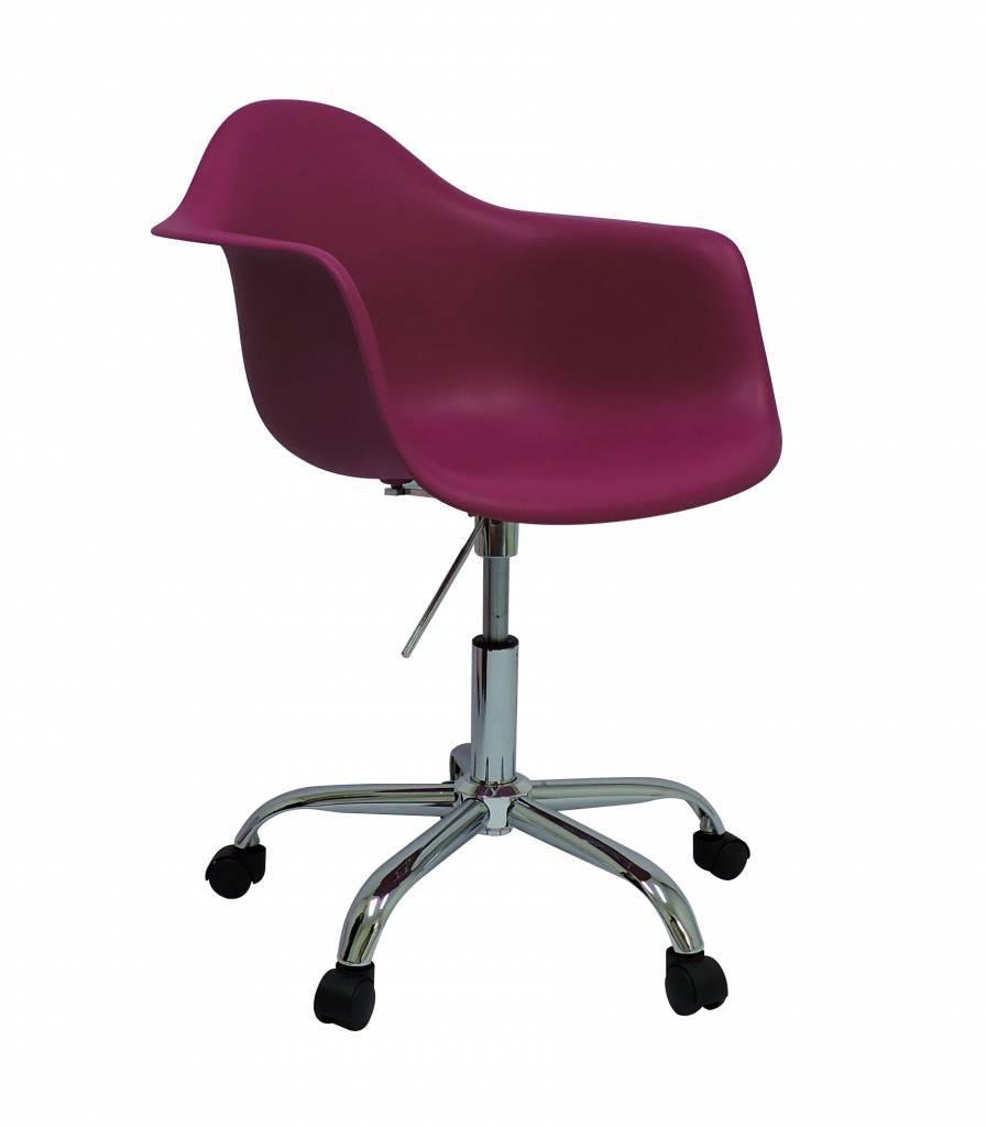 PACC Eames Design Chair Pink