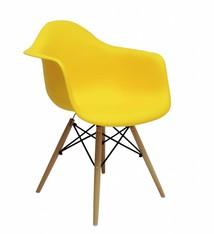 DAW Chair Yellow