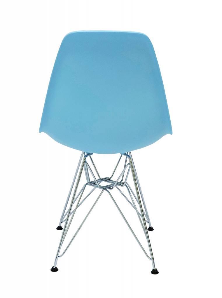DSR Eames Design stoel Blue 7 colors