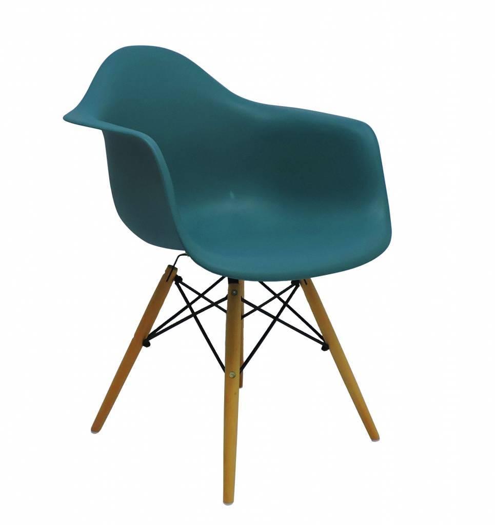 DAW Eames Design Chair Blue 7 colors