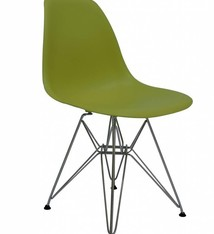 DSR Dining Chair Green