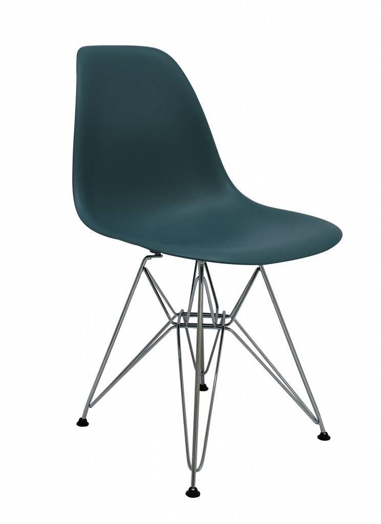 DSR Eames Design stoel Groen 5 kleuren